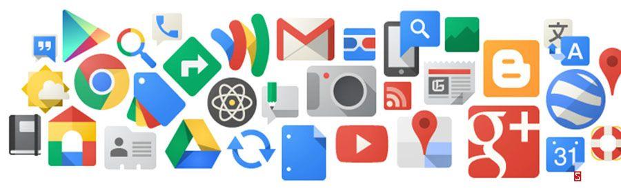 loghi servizi google