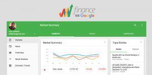 sito google finance