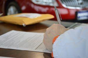 firmare prestito