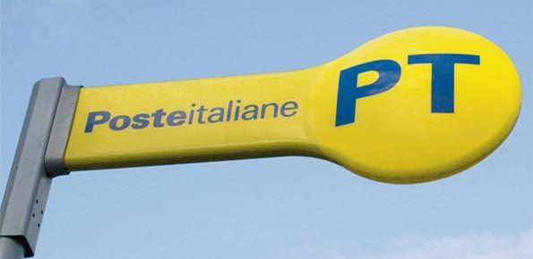 logo Poste-italiane