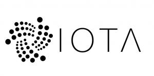 il logo della criptovaluta iota