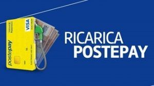 ricarica postepay online