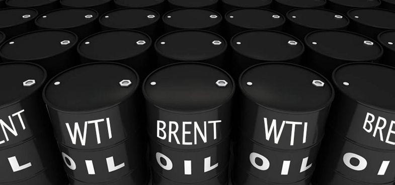 BRENT-VS-WTI petrolio