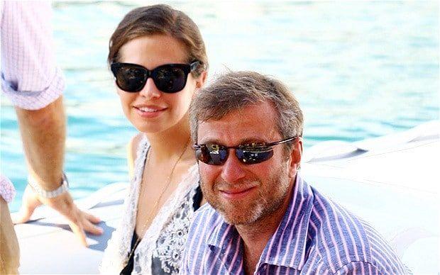 abramovich moglie