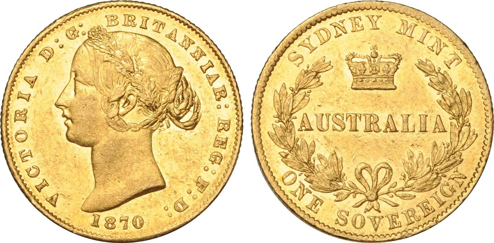 moneta oro australiana