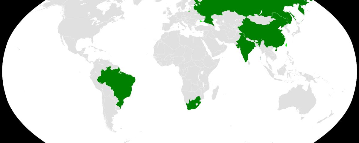 I mercati emergenti BRICS