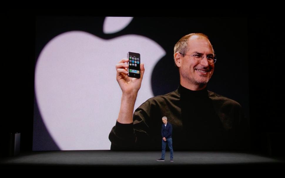 business apple