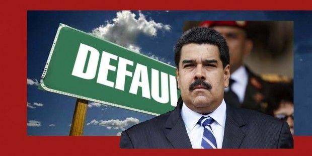 default del venezuela