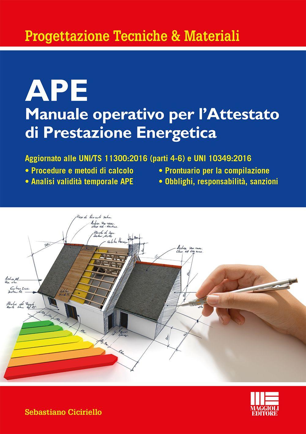 manuale certificazione ape