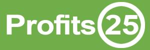 profits25 logo