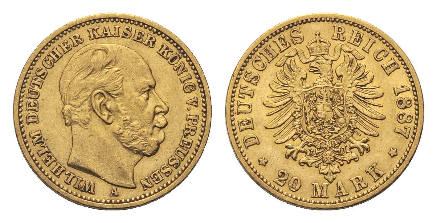moneta oro tedesca