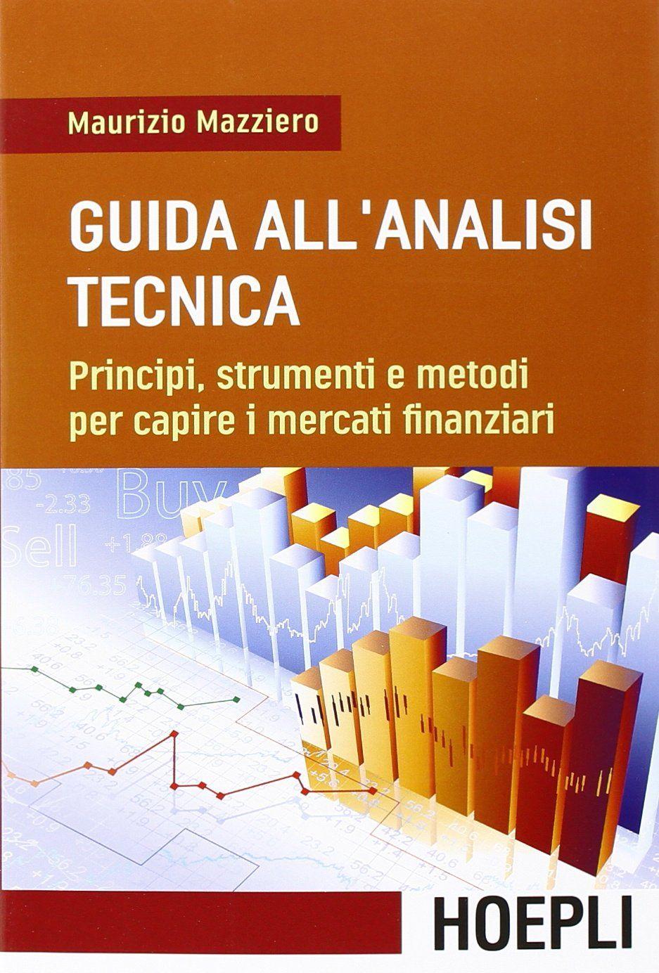 Guida all'analisi tecnica, scritto dal trader italiano Maurizio Mazziero