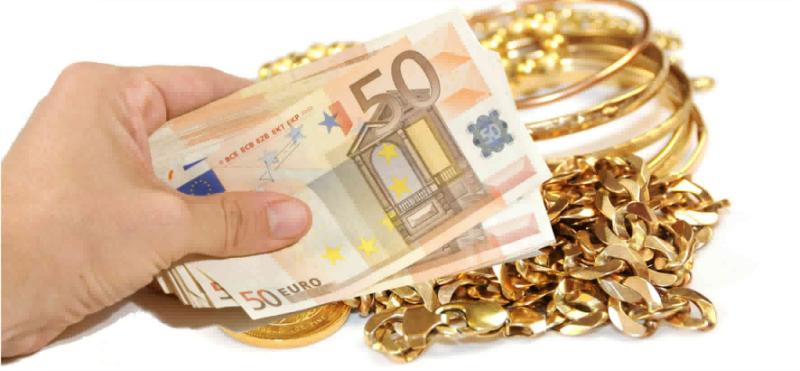 compro oro per vendere oro usato