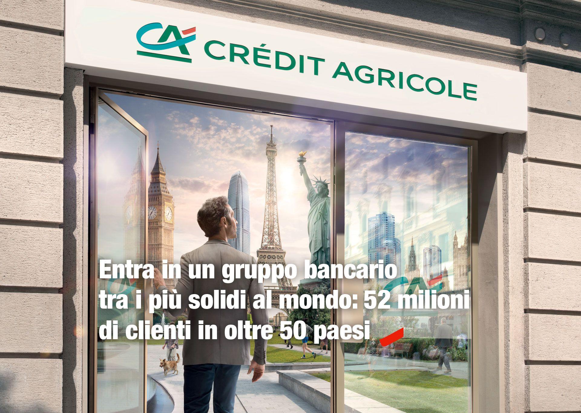 Internet Banking - Credit Agricole