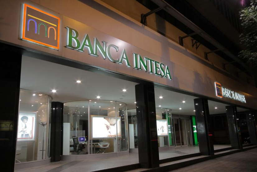 filiale banca intesa