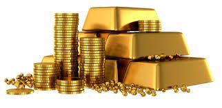 lingotti e monete d'oro