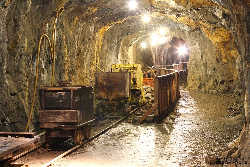 miniera oro