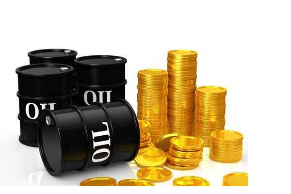 oro e petrolio