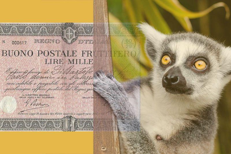 rischi Buono postale fruttifero