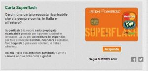 servizi superflash
