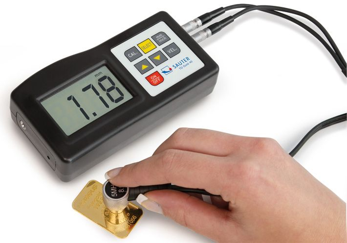 tester elettronico oro