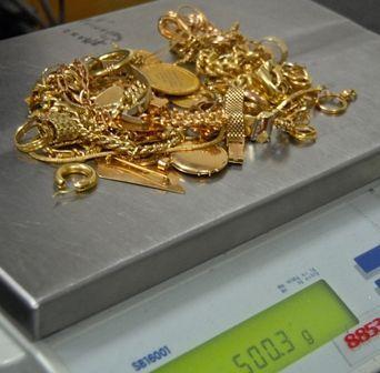 calcolare prezzo oro