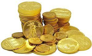 monete oro valutazione