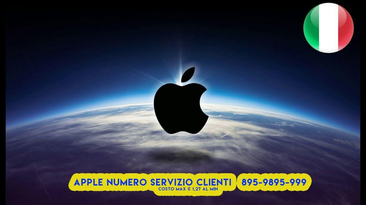 numero servizio clienti apple