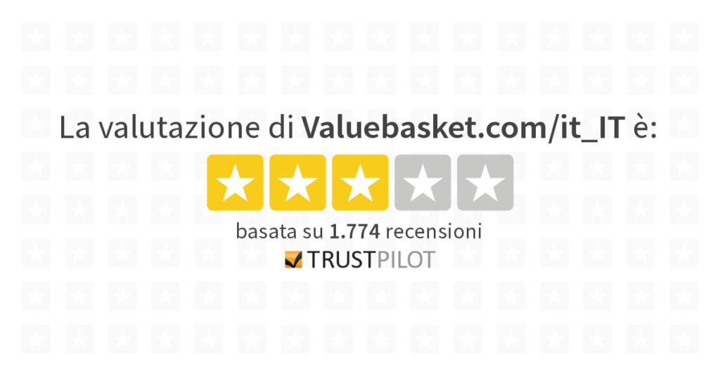 recensioni valuebasket