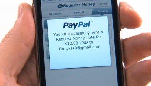 sms paypal conferma pagamento