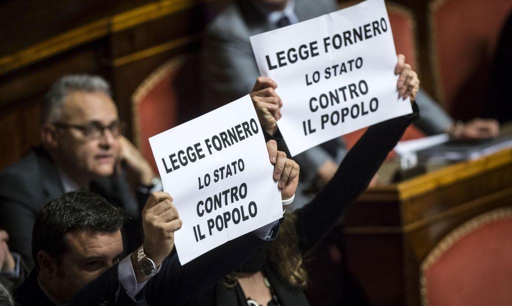riforma Fornero