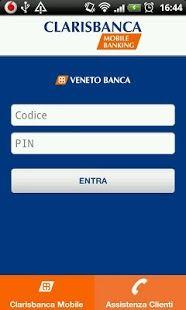 claris banca mobile