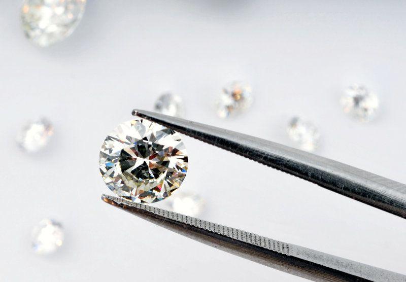 caratteristiche del diamante