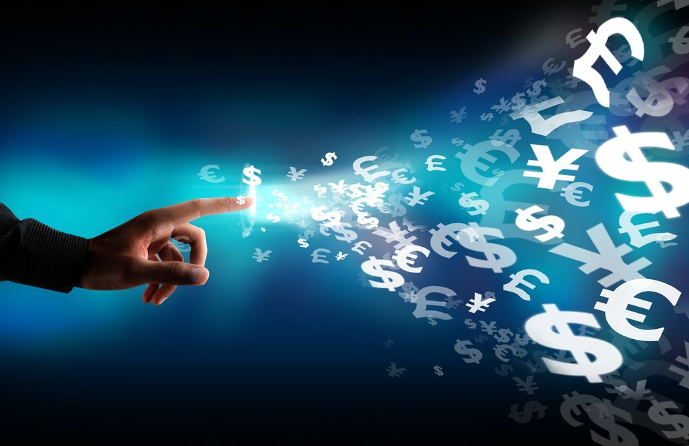 money transfer denaro