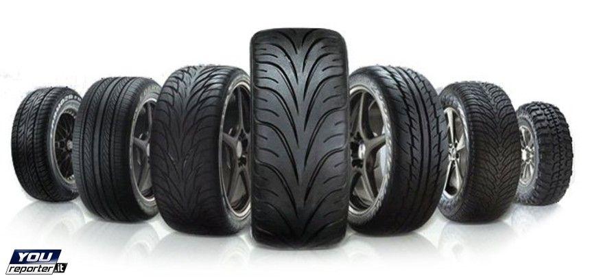 disegno pneumatici
